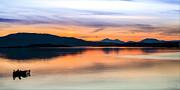 Alex Saunders - Sunset Isle of Jura...