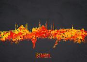 Istanbul Turkey Print by Aged Pixel
