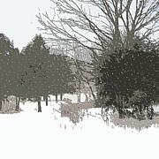 Patricia Sundik - It Is Snowing