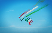 Concepts  Originals - Italian Frecce Tricolori aerobatics team by Stefano Senise