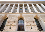 Irs Photos - Italian Renaissance Office Building by Jim Pruitt