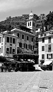Portofino Italy Photo Framed Prints - Italian Riviera Framed Print by Corinne Rhode