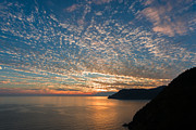 Carl Amoth - Italian Riviera Sunset