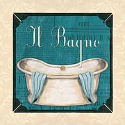 Debbie DeWitt - Italianate Bath