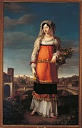 Beautiful People Framed Prints - Italy, Lazio, Rome, Napoleonic Museum Framed Print by Everett