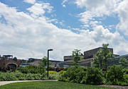 Enterprise Metal Prints - Ithaca College Campus Metal Print by Photographic Arts And Design Studio