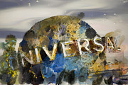 Disney Art - Its A Universal Kind Of Day by Trish Tritz