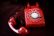 Antique Telephone Photos - Its For You by Cheryl Young