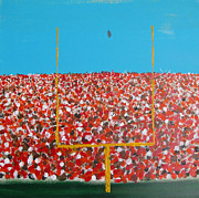 Football Paintings - Its Good by Rhodes Rumsey