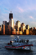Freedom Tower Prints - Its Our Freedom Print by Paul Ward