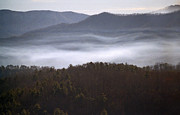 Tn Photo Posters - Its The Smokies Folks Poster by Skip Willits