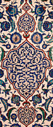 Moslem Prints - Iznik 04 Print by Rick Piper Photography