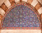 Ceramic Tile Prints - Iznik 06 Print by Rick Piper Photography