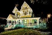 Christopher Holmes - J. P. Donnelly House Dressed for Christmas