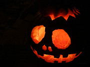 Jack-o-lanterns Photos - Jack by Brenda Conrad