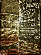 Cuba Mixed Media - Jack Daniels by Todd and candice Dailey
