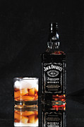 Captive Images Photography Posters - Jack Daniels Old No 7 Poster by John Kiss