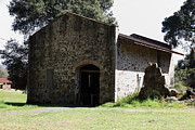 Stone Buildings Photos - Jack London Ranch Distillery 5D22173 by Wingsdomain Art and Photography