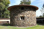 Stone Buildings Photos - Jack London Ranch Pig Palace 5D22152 by Wingsdomain Art and Photography