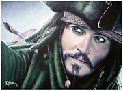Barry Mckay - Jack Sparrow johnny depp
