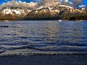 Dan Sproul - Jackson Lake Boating In...