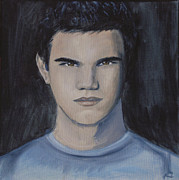 Team Mixed Media - Jacob Black by Jodie Welsh