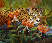 Karen Mattson - Jaguar and Tigers
