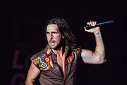 Nashville Tennessee Art - Jake Owen  by Mike Burgquist
