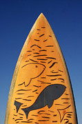 Art Block Collections - Jalama Surfboard