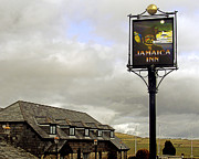 Terri  Waters - Jamaica Inn Sign