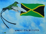 Kenneth Harris - Jamaica Soaring To New...