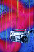Jamboxxx Print by Bobby Zeik