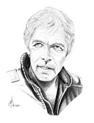 People Drawings Originals - James Colburn by Murphy Elliott