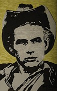 American Cowboy Gallery Prints - James Dean Print by Kurt Olson