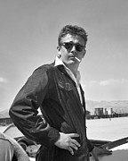 James Dean Photos - James Dean No.103 by Mel Felix