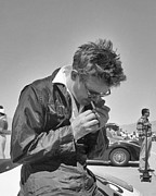 James Dean Photos - James Dean No.104 by Mel Felix