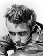 Renegade Framed Prints - James Dean Framed Print by Unknown