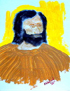 King James Posters - James the Apostle son of Zebedee 1 Poster by Richard W Linford