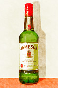Featured - Jameson Irish Whiskey 20140916wc by Wingsdomain Art and Photography
