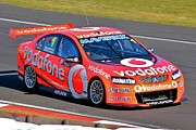Supercars Photos - Jamie Whincup by Daniel Harper