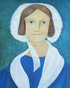 Housekeeper Framed Prints - Jane Framed Print by Charlotte Seager