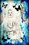 Award Digital Art Originals - Janis Joplin by Jessica Grandall