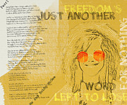 Nola Lee Kelsey - Janis Joplin Song Lyrics...