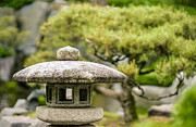Japanese Lantern Prints - Japanese Lantern Print by Mark Goodman