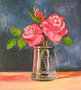 Tancau Emanuel - Jar With Roses