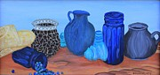 Mike Nahorniak - Jars and Vases Still Life