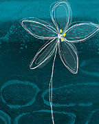 Petals Mixed Media - Jasmine Flower by Linda Woods