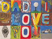Ethan Altshuler - Jasper Johns inspired...