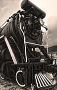 Gregory Dyer - Jasper Steam Train