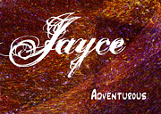 Motion Prints - Jayce - Adventurous Print by Christopher Gaston